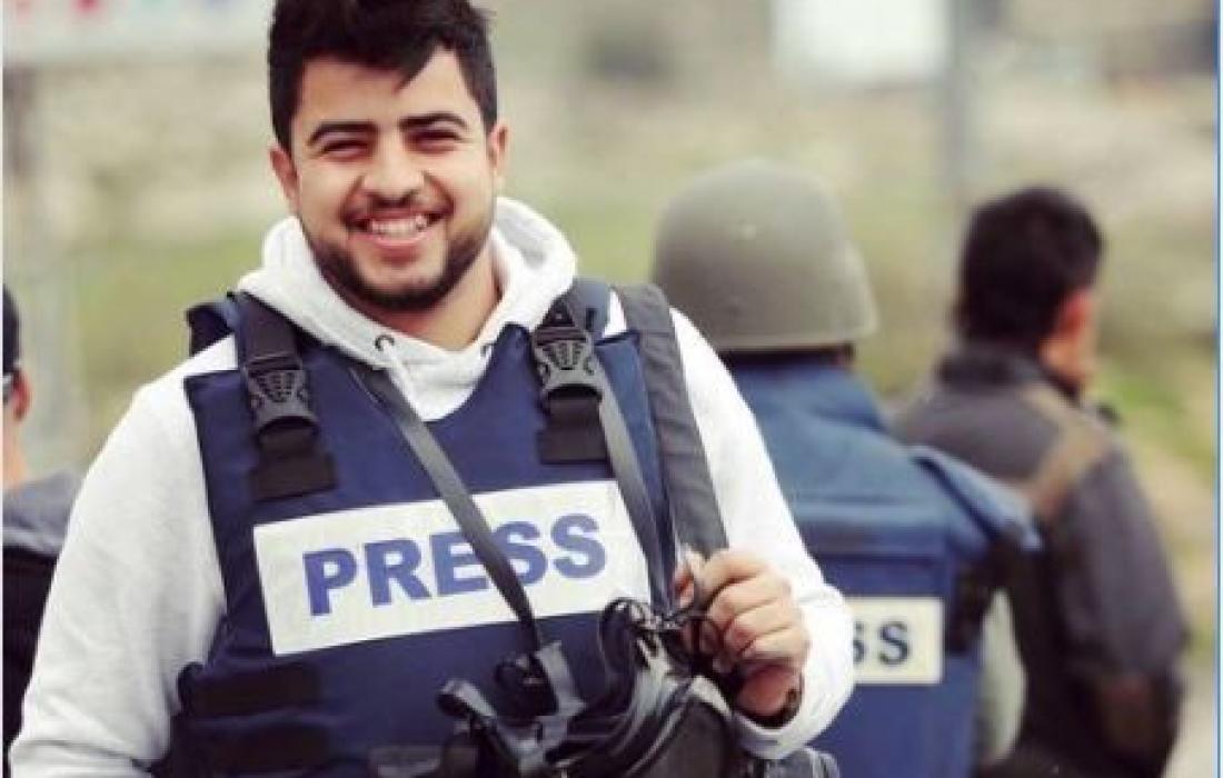 الصحفي محمد تركمان.JPG