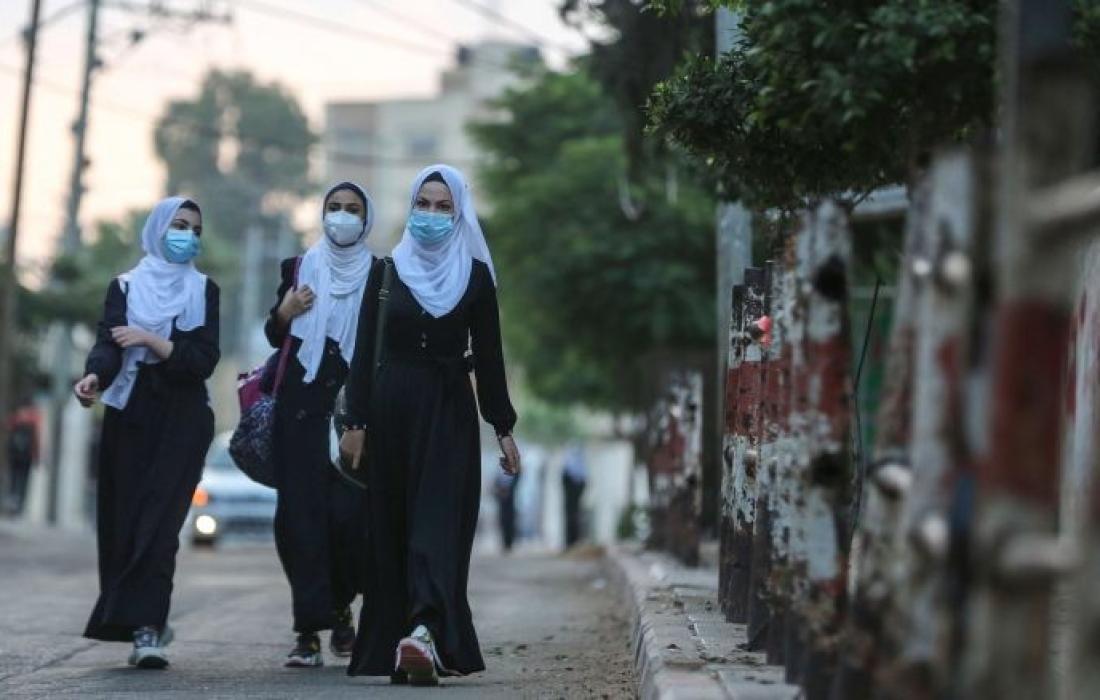 كورونا في غزة.jpg