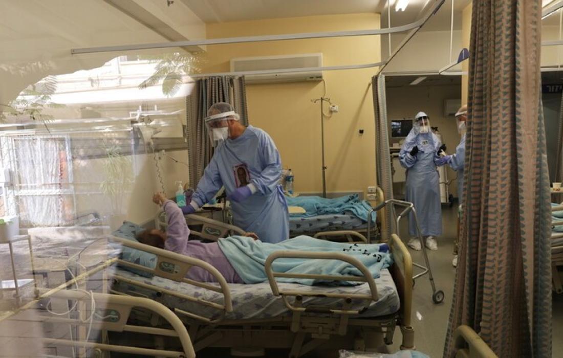 """الاحتلال يسجل 4 إصابات جديدة بالطفرة الجنوب افريقية لـ""""كورونا"""""""