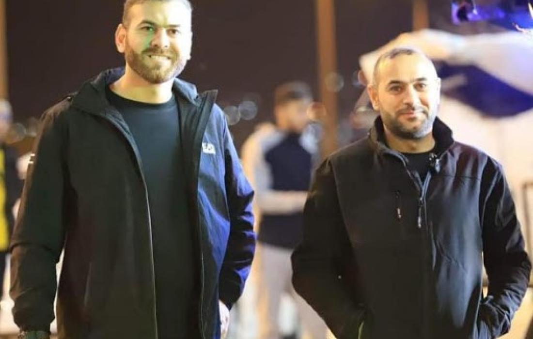 بلال وبسام السعدي