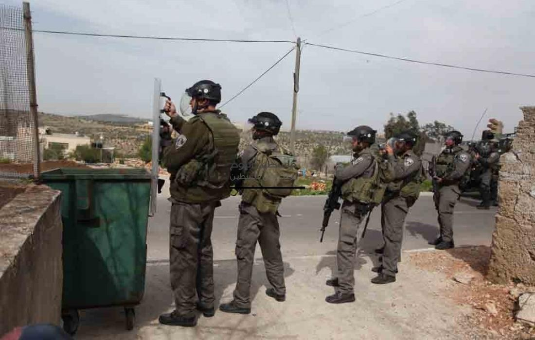 جنود الاحتلال -تأهب