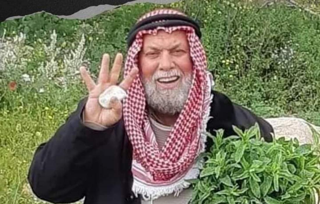 الشيخ عمر البرغوثي