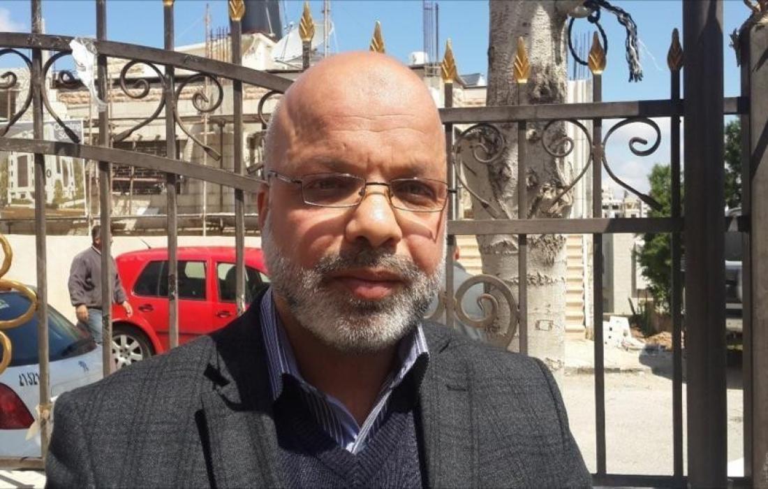 المقدسي السابق أحمد عطون