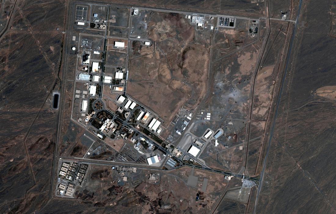 """إيران: وقوع حادث في مفاعل """"نطنز"""" النووي"""