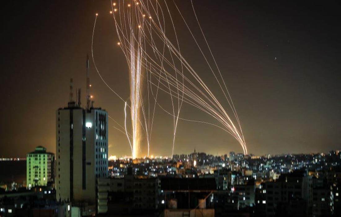 آثار قصف المقاومة على تل أبيب (9).jpg