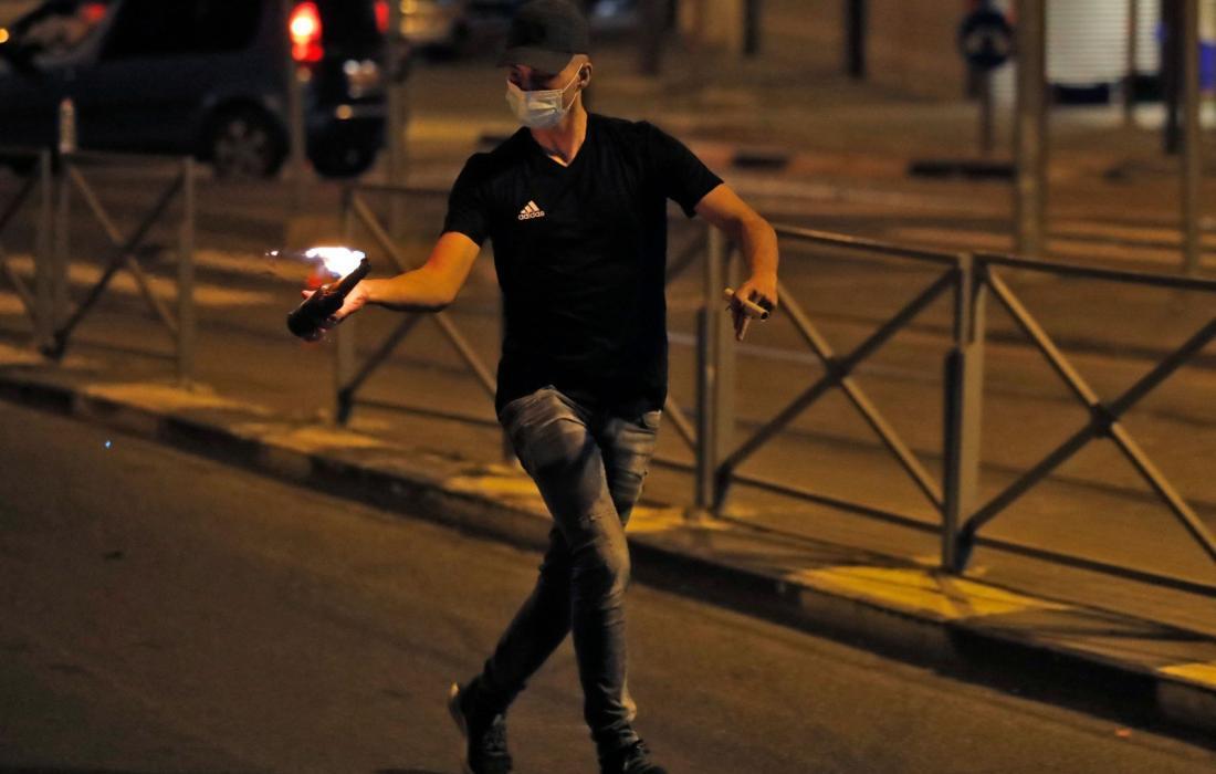 اعتداء مستوطنون. مواجهات عنيفة بين شبان مع الاحتلال في مسافر يطا بالخليل