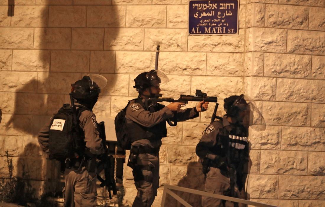 اندلاع مواجهات بين الشبان وقوات الاحتلال ببلدة سلوان في القدس المحتلة