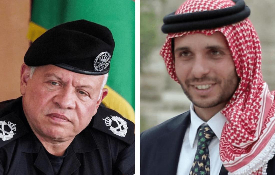 """محامي """"باسم عوض الله"""" يطلب من القضاء الأردني شاهدة الأمير حمزة"""