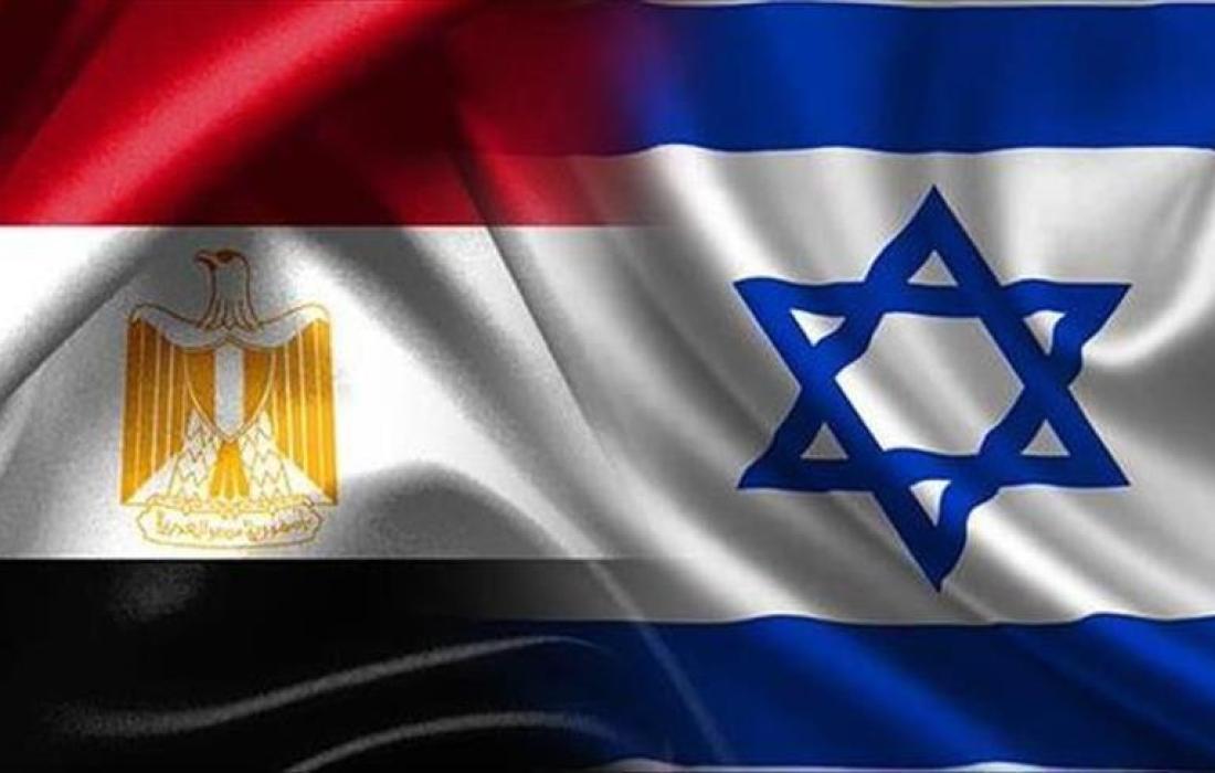 مصر و اسرائيل.