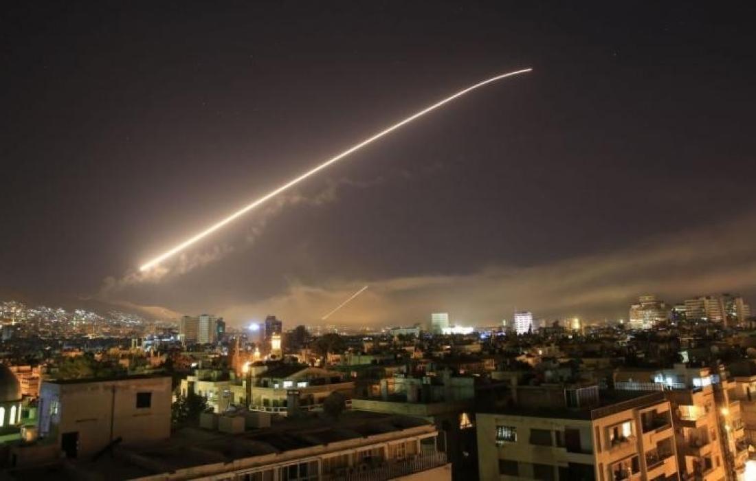 عدوان إسرائيلي يستهدف مدينة حمص السورية