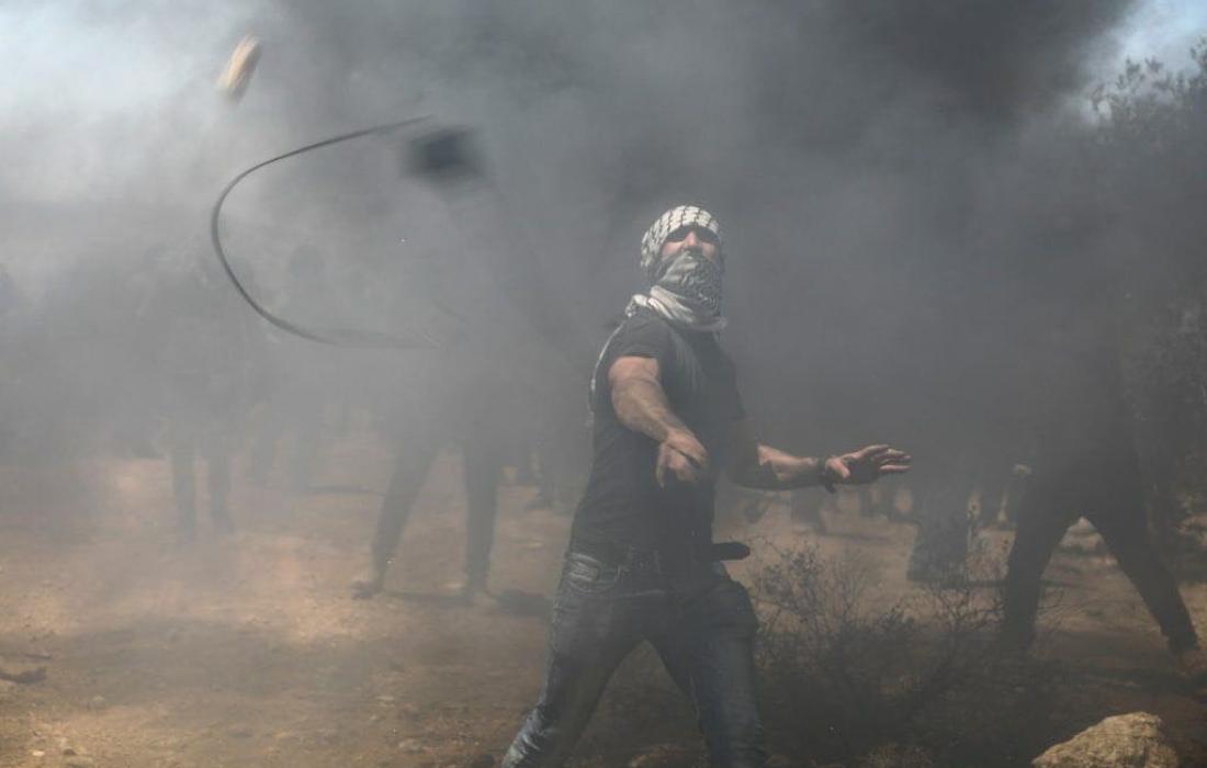 مواجهات نابلس- بيتا- قوات الاحتلال-إصابات- إصابة 7.jpg