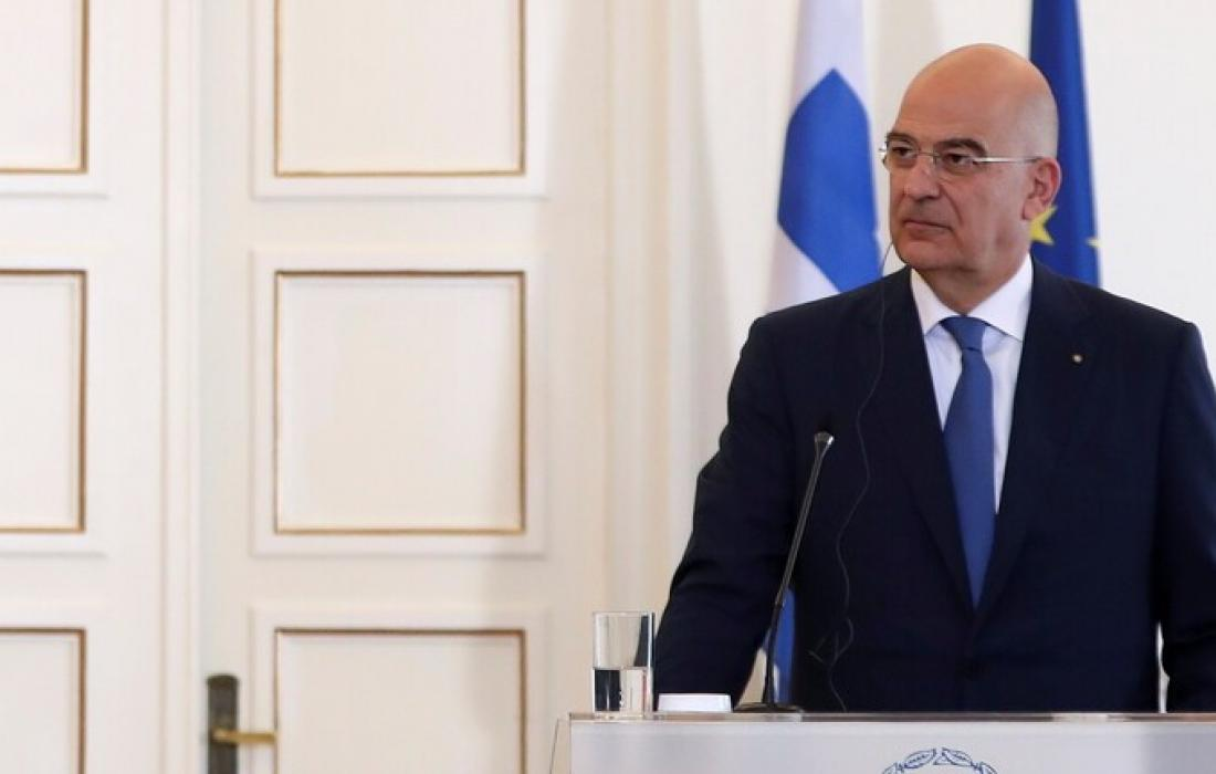 وزير خارجة اليونان يصل (إسرائيل) اليوم.. ماذا سيبحث!