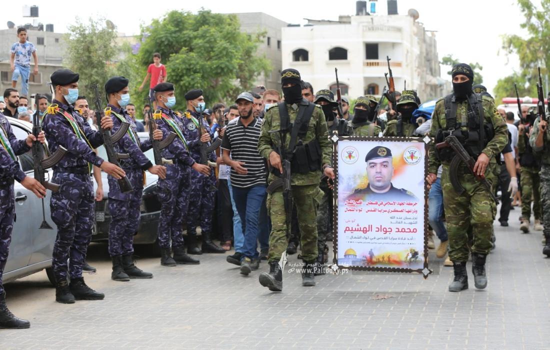 جثمان القائد محمد الهشيم (10).jpeg