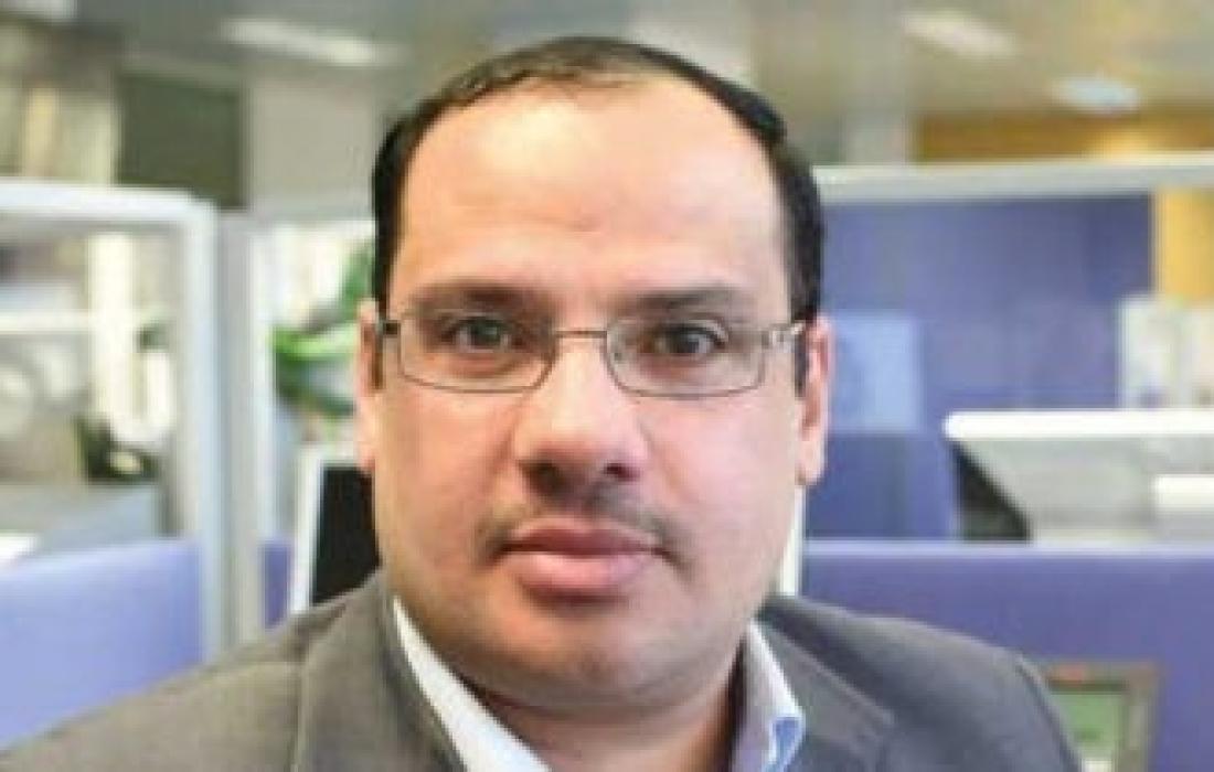 الكاتب محمد عايش
