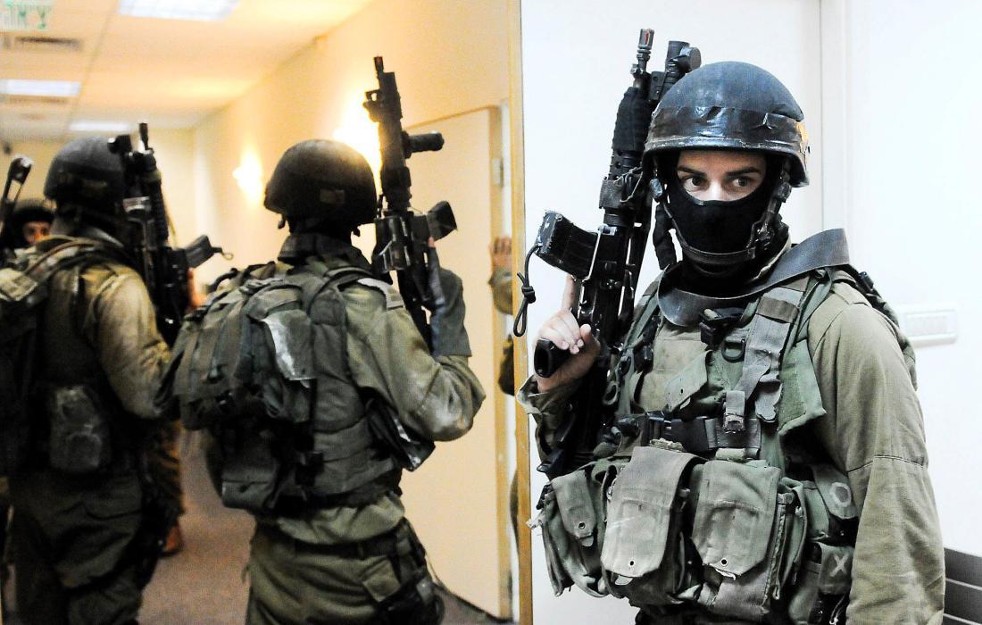 قوات الاحتلال سرية
