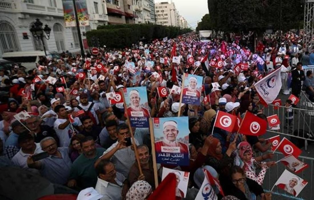 الانتخابات  تونس