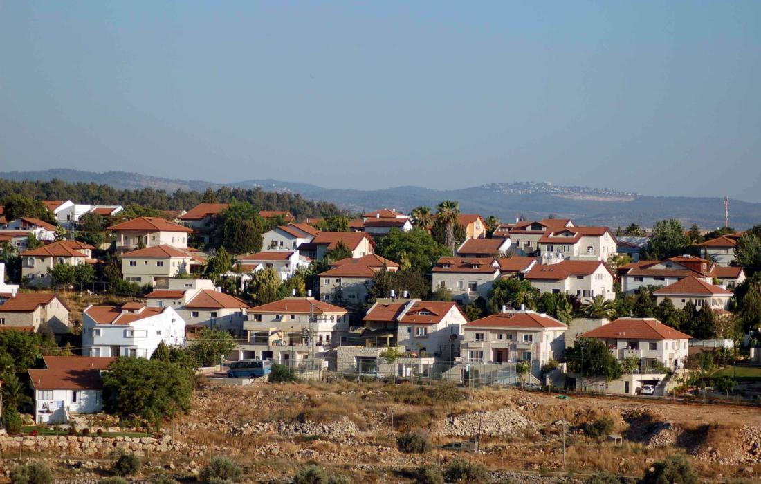 مستوطنات غلاف غزة