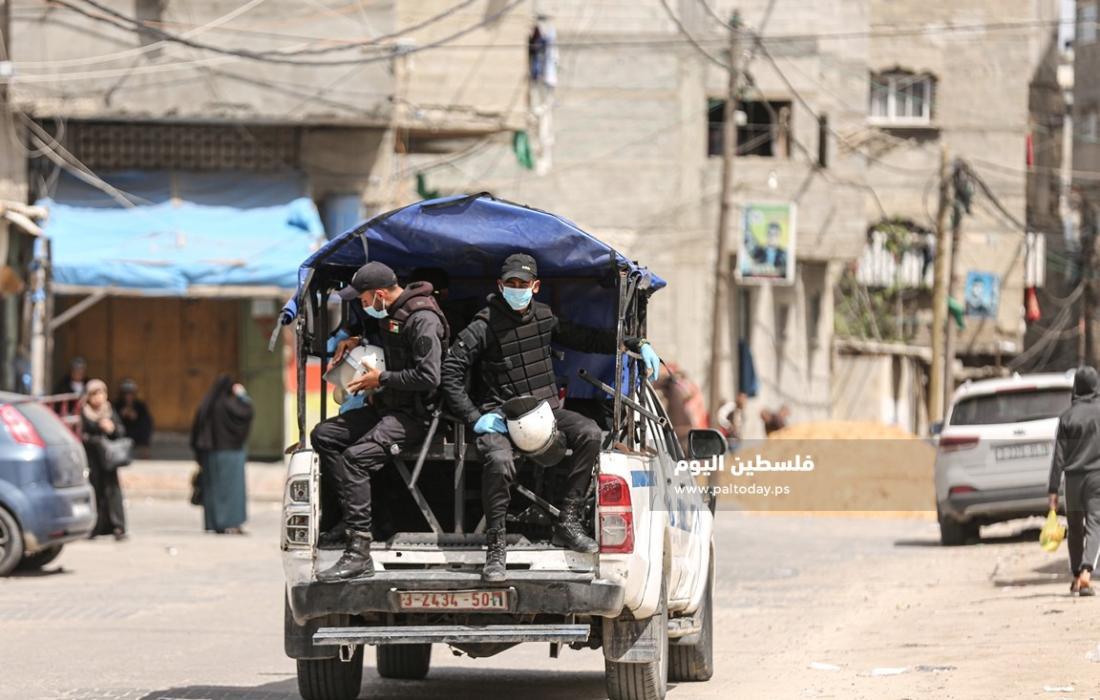 شرطة غزة (2)
