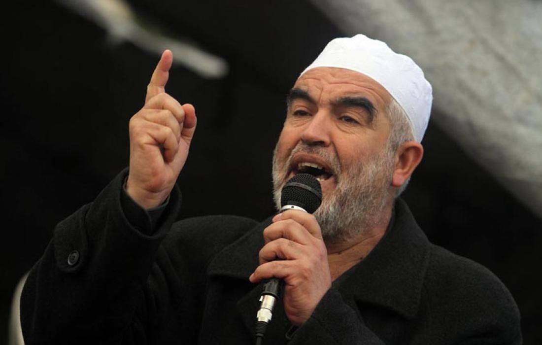 محكمة الاحتلال تقرر تمديد العزل الانفرادي للشيخ رائد صلاح