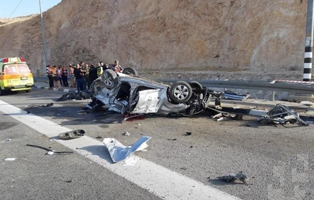 18 حالة وفاة بحادث سير ولاية جيجل في الجزائر