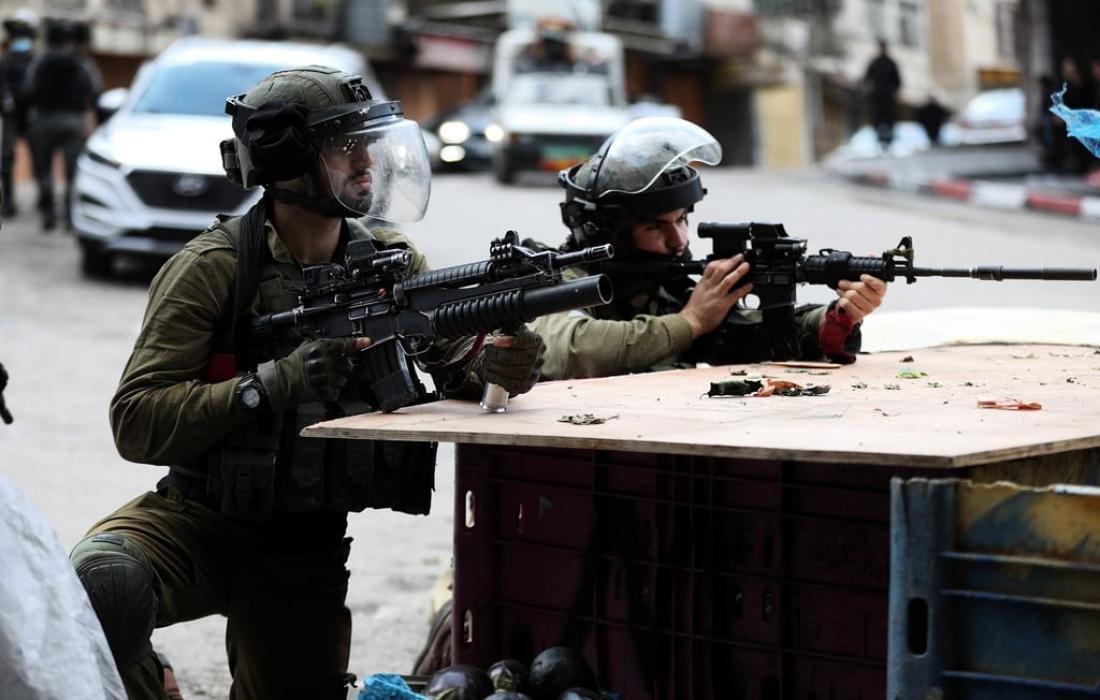 """إصابة جنديين """"إسرائيليين"""" بجراح إثر مواجهات اندلعت في نابلس"""