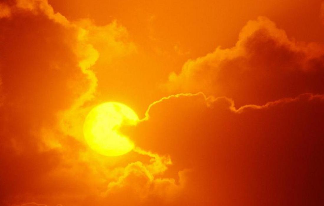 الطقس موجة حر