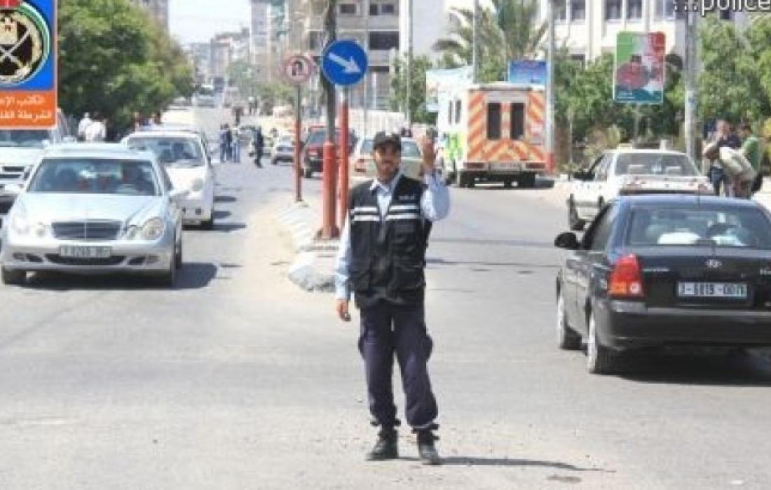 طرق في غزة
