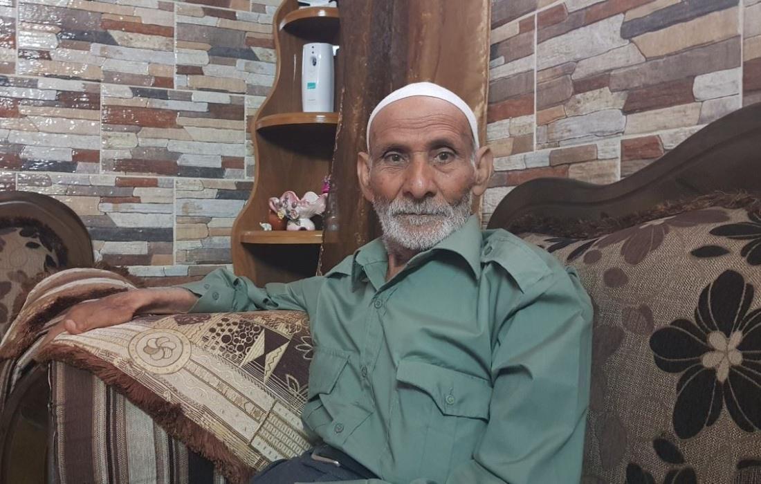 الحاج صالح عبد الرازق 78 عاما