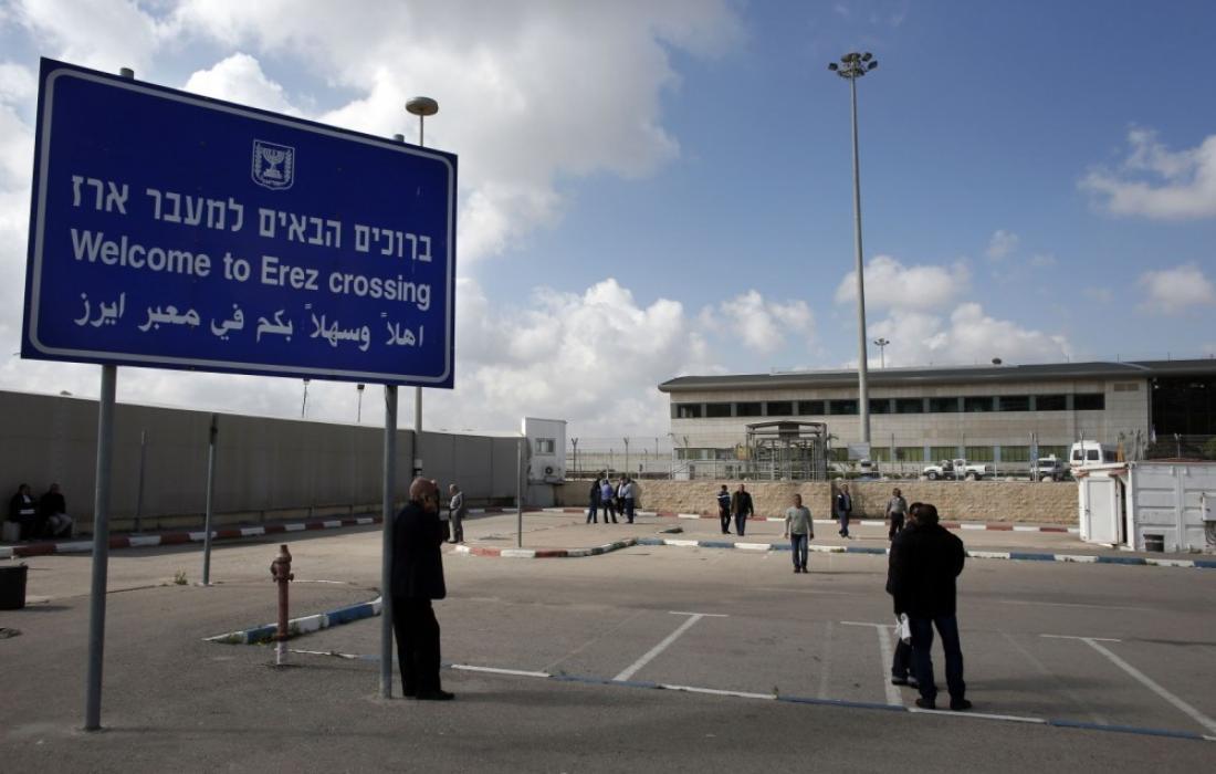 اعلام المعابر: وصول عشرات المركبات لقطاع غزة عبر بوابة بيت حانون