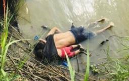 غرق اب وابنته