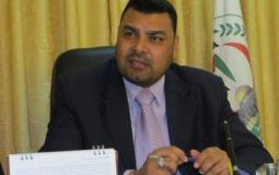 أشرف القدرة - الناطق الاعلامي باسم الصحة بغزة