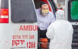 الاحتلال يسجل 27 حالة وفاة ونحو 5 آلاف إصابة بفيروس كورونا