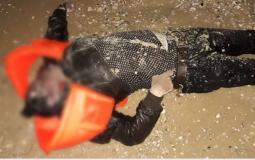 جثة المواطن المصري من بورسعيد