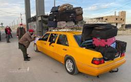 داخلية غزة تعلن عن كشف المسافرين وآلية السفر عب معبر رفح الأحد