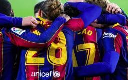 بث مباشر مباراة برشلونة واشبيلية اليوم السبت الموافق 27-2-2021
