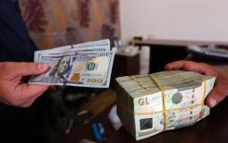 الدولار الامريكي في ليبيا.