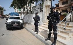 شرطة غزة-صور خاصة