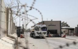 معابر الاحتلال في الضفة.