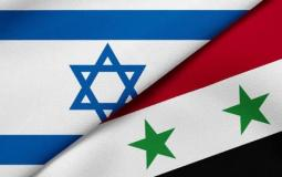 سوريا اسرائيل