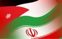 المملكة الاردنية والجمهورية الايرانية ( ايران الاردن ).jpg