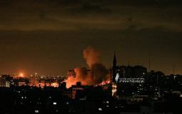 العدوان الاسرائيلى على غزة