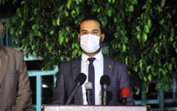 المتحدث باسم وزارة الداخلية إياد البزم