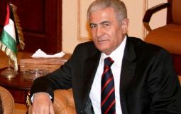 عباس زكي عضو اللجنة المركزية لحركة فتح