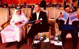اسرائيلي في مؤتمر الدوحة
