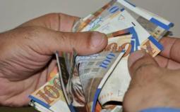 صرف العملات مقابل الشيقل