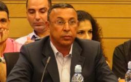 وزير الأسرى السابق أشرف العجرمي