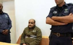 قوات الاحتلال تعتقل الاسير محمد الحلبي