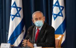 بنيامين نتنياهو رئيس وزراء الاحتلال الاسرائيلي