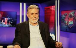 القائد زياد النخالة الأمين العام لحركة الجهاد الإسلامي في فلسطين