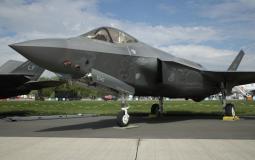 """المقاتلة الامريكية """"اف 35"""" المتطورة"""